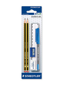 Staedtler 120SETBKD School Stationery Student Set Thumbnail 1