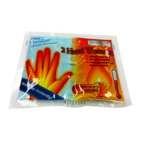 Boyz Toys RY609 Winter Essentials Hand Warmers Twin Pack