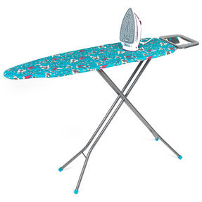 Beldray Glide 2200W Steam Iron and Eve Print Ironing Board Set Thumbnail 2