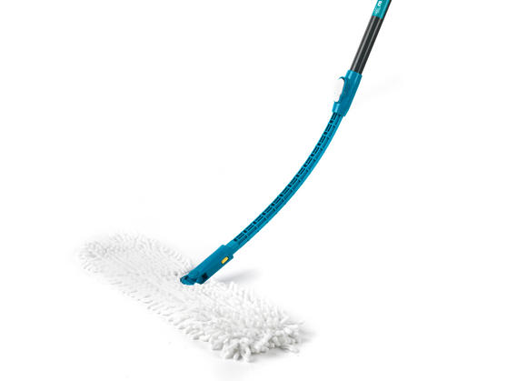 Beldray Double Sided Bending Mop and Extendable Microfibre Duster Set Thumbnail 4