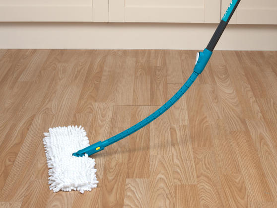 Beldray Double Sided Bending Mop and Extendable Microfibre Duster Set Thumbnail 5