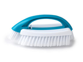 Beldray 2-in-1 Cleaning Brush and 4-Pack of Microfibre Cloths Thumbnail 4