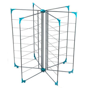 Beldray Deluxe Airer, 18m, Steel, Turquoise