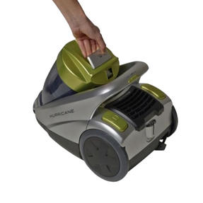 Hoover Hurricane Cylinder Vacuum Cleaner, 2 Litre, 850W, Black/Silver [Energy Class A] Thumbnail 3