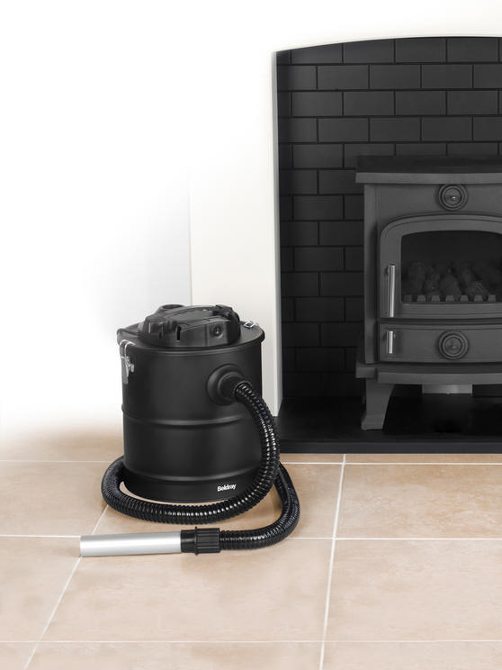 Beldray Ash Fireplace BBQ Chimney Vacuum Cleaner, 1200 W, 20 Litre Thumbnail 5