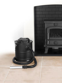 Beldray EH1781 Ash Fireplace BBQ Chimney Vacuum Cleaner, 1200 W, 20 Litre Thumbnail 5