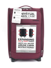 Constellation LG00575RASPMIL Universal Cabin Case, 33 Litre, Raspberry Thumbnail 7
