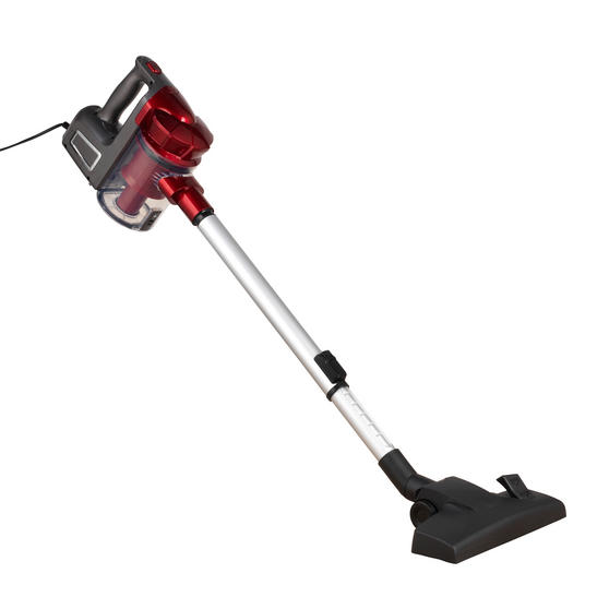 Prolectrix EF0247WK 2 in 1 Swift Vac Handheld Vacuum Cleaner, 500 W, Red