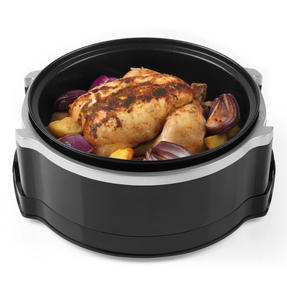Salter AeroCook Pro Air Fryer with Halogen Convection and Infrared Power, 5 Litre, 1000 W Thumbnail 6