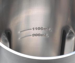 Salter EK2411 Electric Soup Maker, 1.1 L, 1000 W, Stainless Steel Thumbnail 7