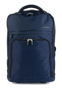 Constellation LG00563NAVSAMIL The Traveller Multifunctional Waterproof Suitcase Backpack, Navy Thumbnail 2