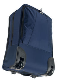 Constellation LG00563NAVSAMIL The Traveller Multifunctional Waterproof Suitcase Backpack, Navy Thumbnail 6