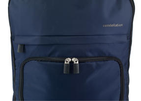 Constellation LG00563NAVSAMIL The Traveller Multifunctional Waterproof Suitcase Backpack, Navy Thumbnail 8