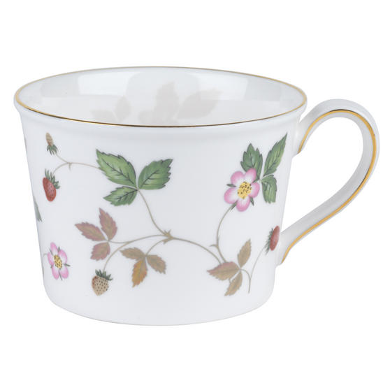 Wedgwood 50105507971 Wild Strawberry Pink Tea Cup