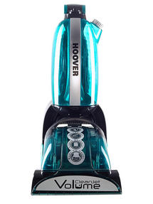 Hoover CleanJet Volume Carpet Cleaner, 600W, 4.5 Litre, Black/Turquoise Thumbnail 3