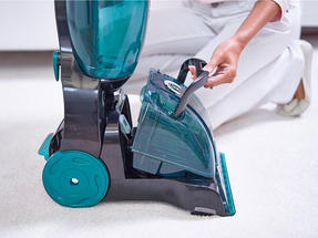 Hoover CleanJet Volume Carpet Cleaner, 600W, 4.5 Litre, Black/Turquoise Thumbnail 5