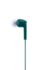 Intempo Buddy Buds Earphones, Green Thumbnail 3