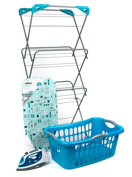 Student Box Laundry, University Student Laundry Set