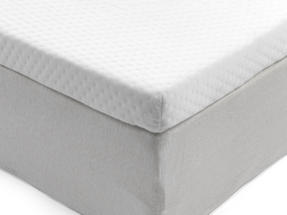 Homedics MFHCM03756 Climate Control Coolmax Memory Foam Mattress Topper, King Size Thumbnail 3