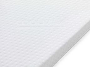 Homedics MFHCM03756 Climate Control Coolmax Memory Foam Mattress Topper, King Size Thumbnail 4