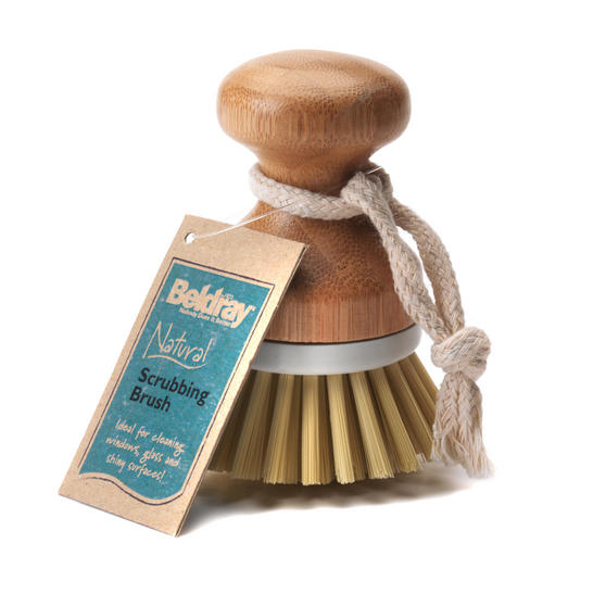 Beldray Bamboo Dish Brush, 10cm Thumbnail 7