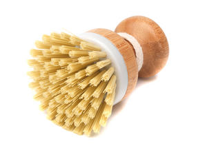 Beldray LA039972 Bamboo Dish Brush, 10cm Thumbnail 2