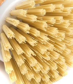 Beldray LA039972 Bamboo Dish Brush, 10cm Thumbnail 3
