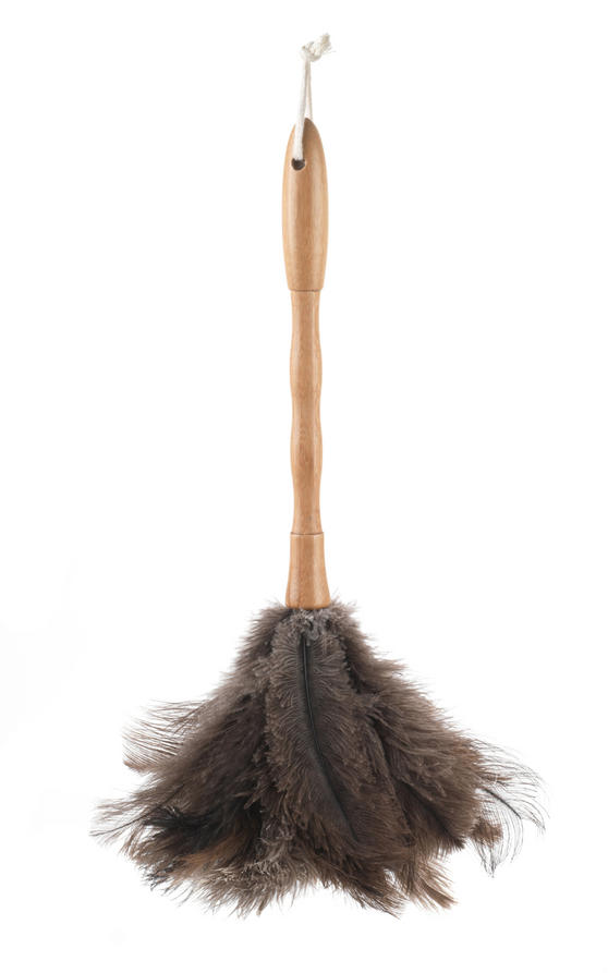 Beldray Bamboo Ostrich Feather Duster, 45cm Thumbnail 3