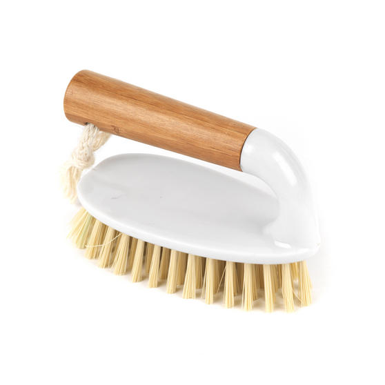 Beldray Bamboo Scrubbing Brush Thumbnail 2