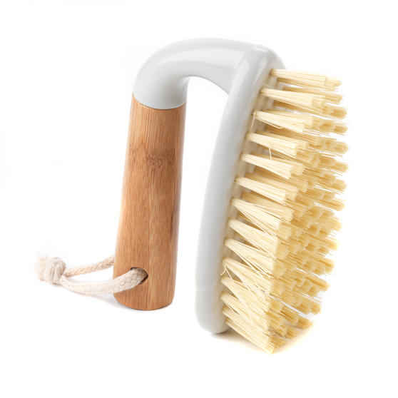 Beldray Bamboo Scrubbing Brush Thumbnail 3