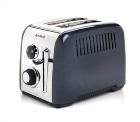 Breville Opula Collection 2-Slice Toaster, Moonstone, Stainless Steel