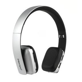 Intempo Bluetooth Wireless Headphones, Silver