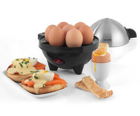 Salter Electric Egg Cooker for Boiling and Poaching Thumbnail 2