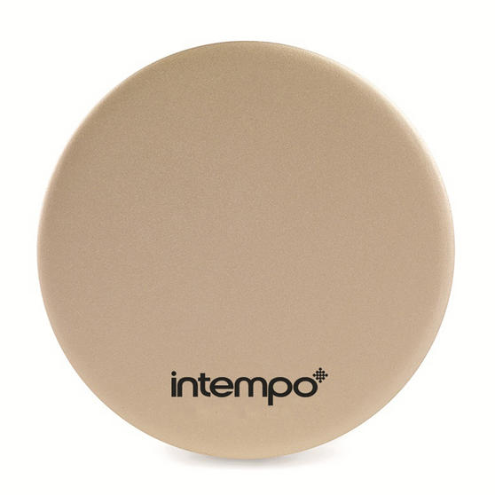 Intempo Slimline Power Source for Smartphones with Mirror, 2000 mAh, Gold