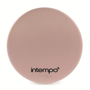Intempo EG0426RGLDSTK Slimline Power Source for Smartphones with Mirror, 2000 mAh, Rose Gold