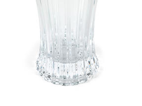 RCR Timeless Crystal Glass Centrepiece Bowl and Vase Set Thumbnail 2