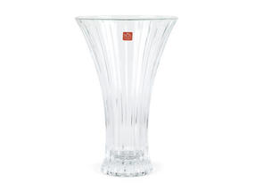 RCR Timeless Crystal Glass Centrepiece Bowl and Vase Set Thumbnail 4