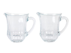RCR Provenza Crystal Glass Jug,  1.17 L, Set of 2
