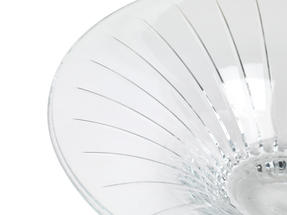 RCR Timeless Crystal Glass Centrepiece Bowl and Vase Set Thumbnail 6