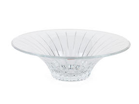 RCR Timeless Crystal Glass Centrepiece Bowl and Vase Set Thumbnail 7