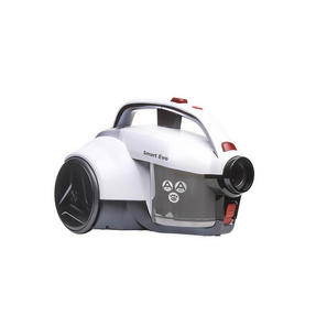 Hoover Smart Evo Pets Cylinder Vacuum Cleaner, 1.2 Litre, 700W, Red/Grey/White Thumbnail 3