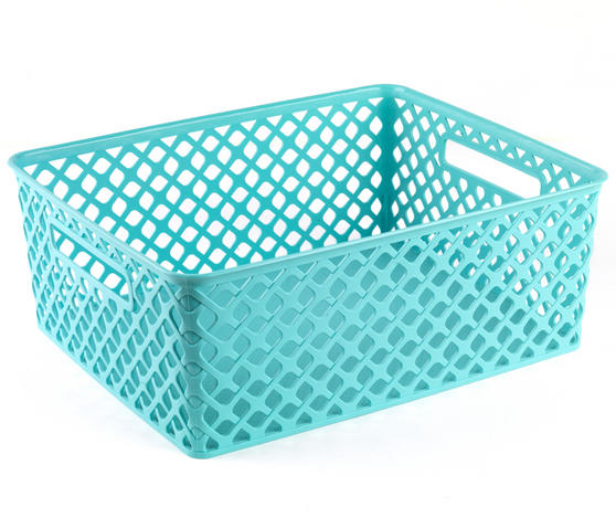 Beldray LA038432 Medium Turquoise Deco Basket