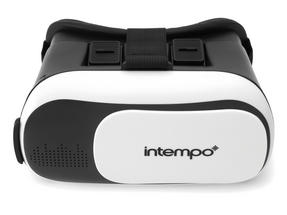 Intempo Capture 3D Virtual Reality Headset for Smartphone, White Thumbnail 2