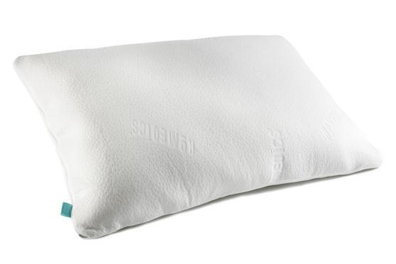 HoMedics MFHST85472 Traditional Memory Foam Pillow, 69 x 37 cm