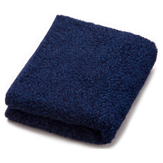 Egyptian PR/FC/NA Face Towel, 100% Cotton, 30 x 30cm, Navy