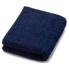 Egyptian PR/FC/NA Face Towel, 100% Cotton, 30 x 30cm, Navy Thumbnail 1