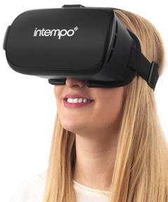 Intempo EE2225 Bluetooth 3D Virtual Reality Headset with Touch Button Thumbnail 7