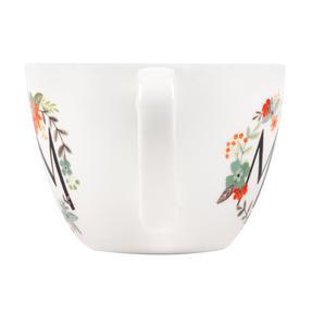 Portobello CM05208MTL Floral Mum Wilmslow Bone China Mug Thumbnail 3
