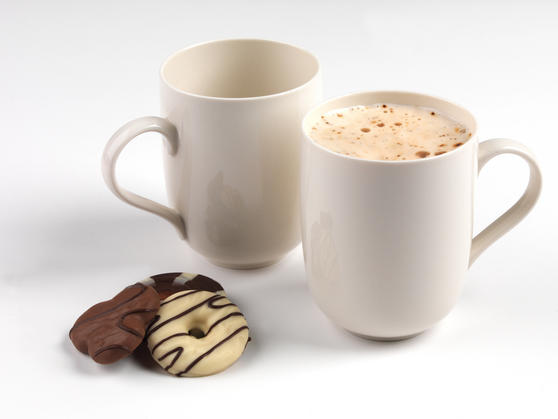 Alessi la bella tavola porcelain mugs set of 6 cups and - Alessi la bella tavola ...