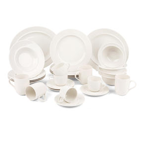 Alessi La Bella Tavola Porcelain Serving Platter, 36cm Thumbnail 9